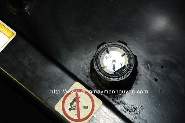 Thùng dầu máy phát điện